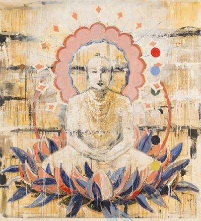 Paul Manes, 'Siddhartha II'
