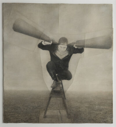 Robert and Shana ParkeHarrison, 'Study for Listening Device', 1993