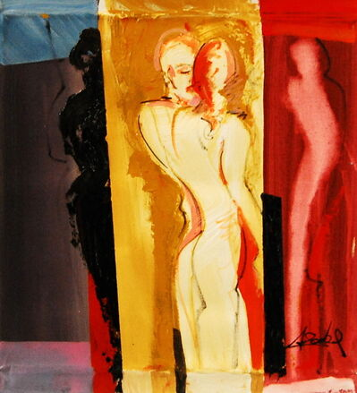 Alfred Gockel, 'Spirit Lovers'