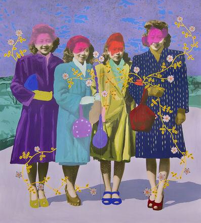 Daisy Patton, 'Untitled (M L Ruby Chen Joyce Kwok C L)', 2020