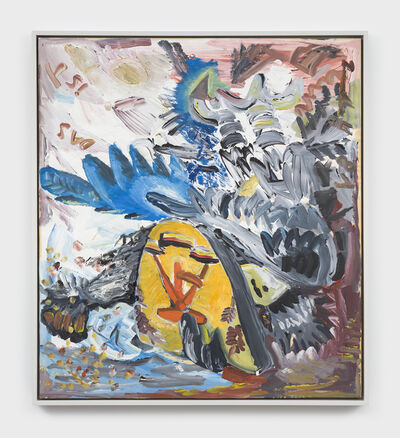 Jörg Immendorff, 'Untitled', 1977