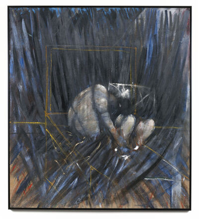 Francis Bacon, 'Figures in a Landscape', 1956/2015