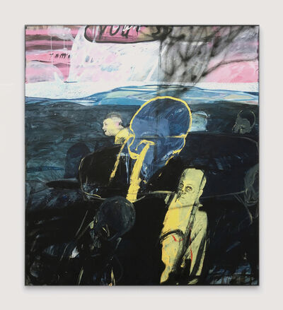 Samuel Bassett, 'On the Coffin Path', 2018