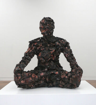 Xavier Mascaro, 'Copper Guardian', 2010