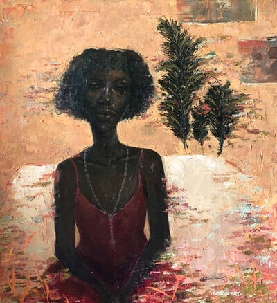 Chidinma Nnoli, 'My Name is Purple I', 2019