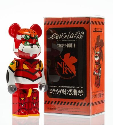 BE@RBRICK X Evangelion, 'EVA-2 Production Model', 2013