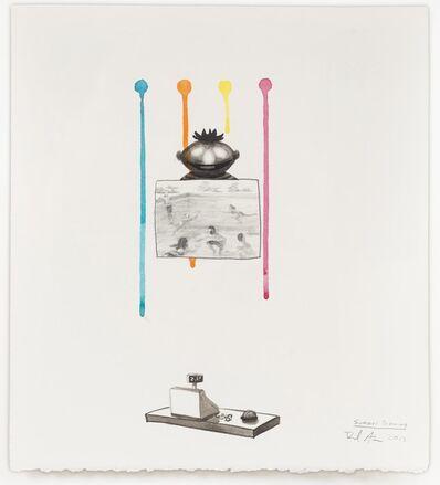 Dan Attoe, 'Summer Drawing', 2013