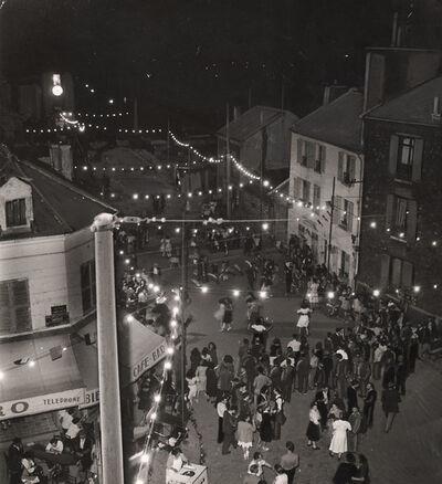 Robert Doisneau, 'Fete on July 14, 1947, Gentilly, France', 1947/1947c