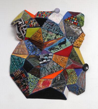 TIFFANY SCHMIERER, 'Patternscape: City Facets', 2016