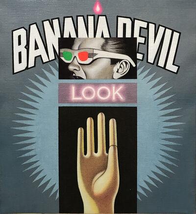 Sergio Sarri, 'Banana Devil', 2017