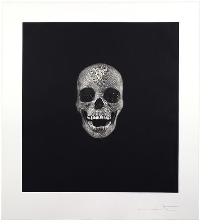 Damien Hirst, 'Victory Over Death ', 2008