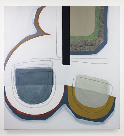 Rebekah Andrade, 'Constructed 4', 2019