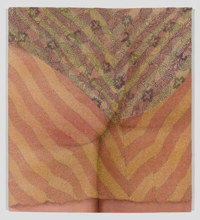 Katarina Riesing, 'Striped Skirt', 2019