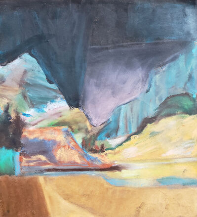 Jennifer Nehrbass, 'Landscape Sketch 8', 2020