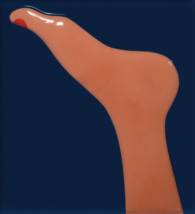Tom Wesselmann, 'Seascape (Foot)', 1967