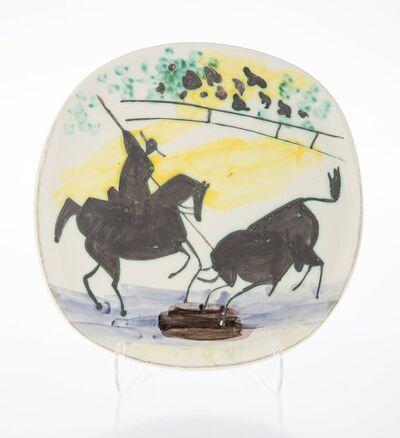 Pablo Picasso, 'Picador et Taureau', 1953