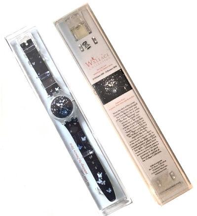 "Damien Hirst, '""Requiem-White Roses & Butterflies"", 2009, Special Edition Exhibition Wristwatch', 2009"