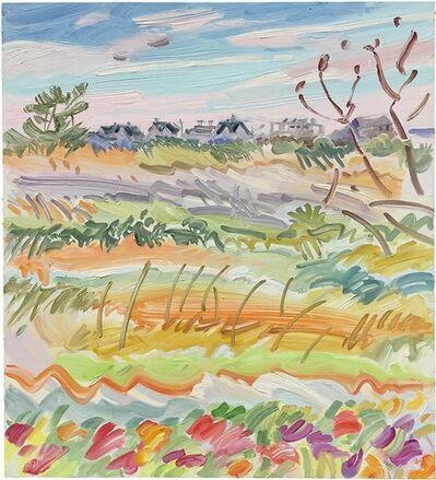 Margery Gosnell-Qua, 'Salt Marsh 2', 2016