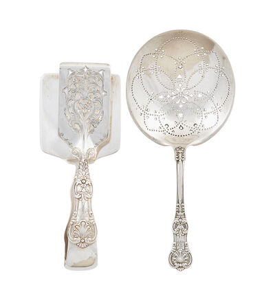 Tiffany & Company, 'Tiffany & Co. Sterling Silver Serving Pieces', 1873-1881