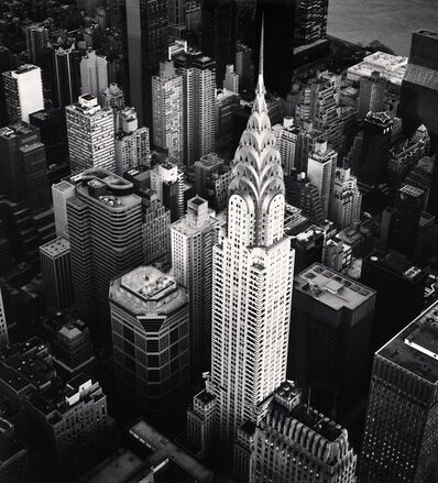 Michael Kenna, 'Chrysler Building, Study 4, New York, NY', 2010