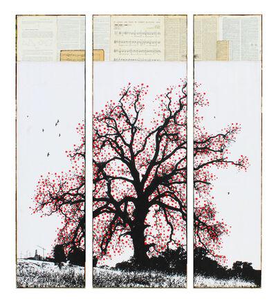 Patrick Haemmerlein, 'Looks Like Rain on Cherry Blossom Lane', 2017