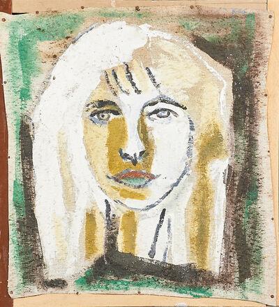 Smokey Tunis, 'Untitled painting (Female Portrait)'