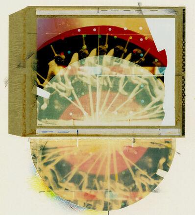 """Paolo Gioli, '""""Marey-Eakins, l'uomo scomposto""""', 1982"""