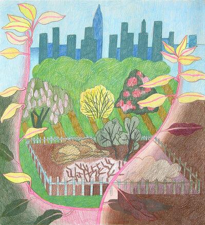 Leigh Ruple, 'Spring Vignette #1', 2017