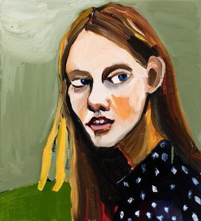 Jenni Hiltunen, 'Happy girl in the wind', 2017
