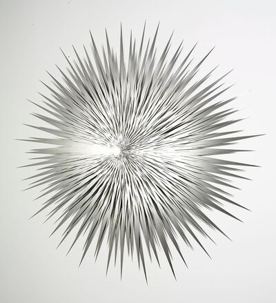 Norman Mooney, 'Silver Sun No. 2', 2011