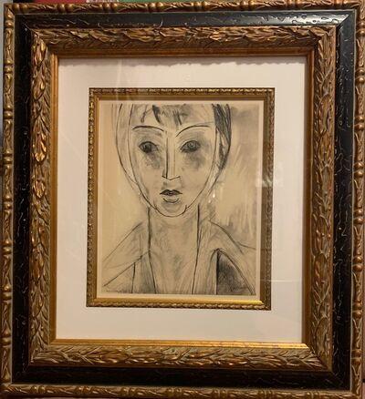Henri Matisse, 'Madame Josette Gris', 1954
