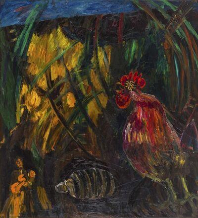 Bruno Cassinari, 'Meriggio con gallo', 1966