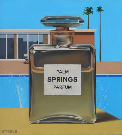 Ben Steele, 'Palm Springs Parfum', 2019