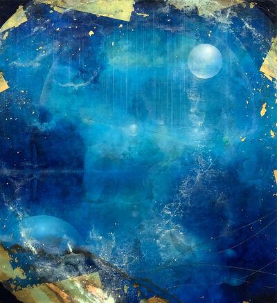 Uro Shinomiya, 'Patora Moon 1918', 2019