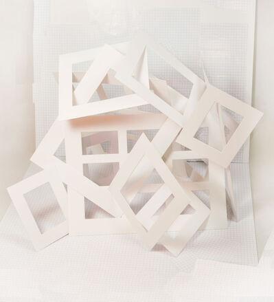 Nico Krijno, 'Untitled (The White Frame)'
