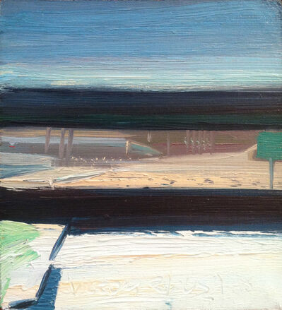 Richard Sheehan, 'Victory Road USA', 1987