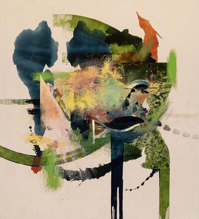 Elizabeth Neel, 'Face Behind the Mask', 2020