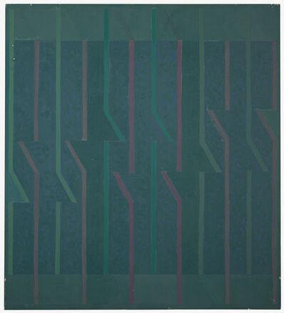 Michael Loew, 'Blue Gothica', 1964