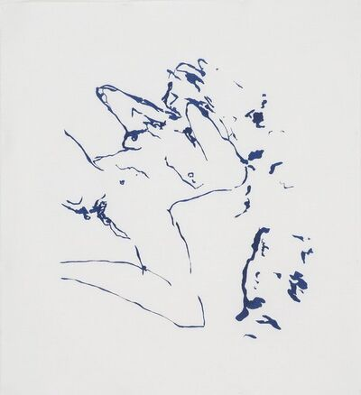 Tracey Emin, 'The Beginning of Me', 2012