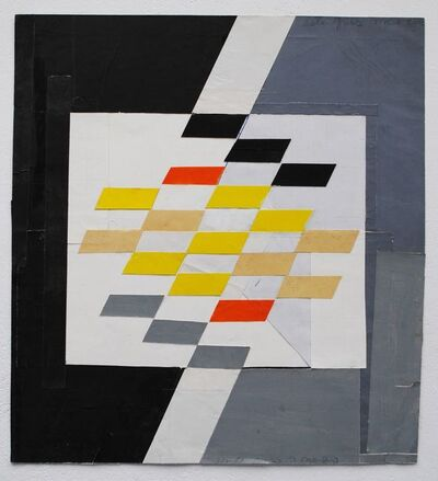 Eduardo Ramírez -Villamizar, 'Untitled', 1992
