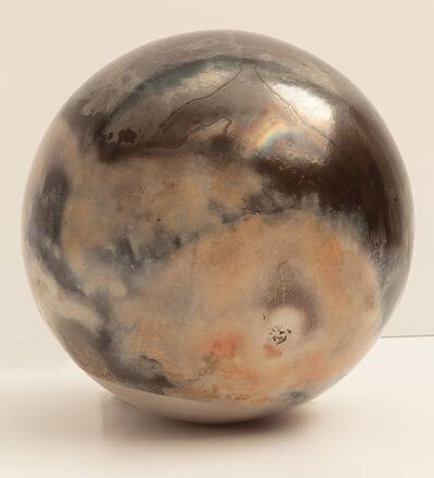 David Kuraoka, 'Extra Large Pitfire Ball (8-11, 606)', 2006