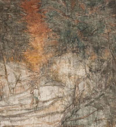 Wang Yabin, 'Setting Sun', 2014