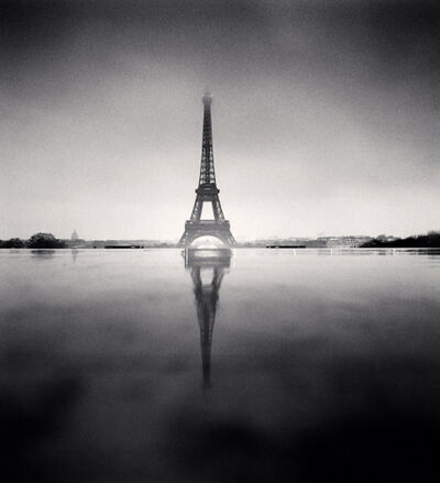 Michael Kenna, 'Eiffel Tower, Study 7, Paris, France', 1987