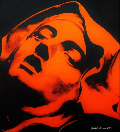 Jack Graves III, 'Ecstasy of Saint Teresa Icon (Bernini)', 2020