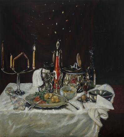 Jan van Imschoot, 'Le bouillon de onze heures', 2020