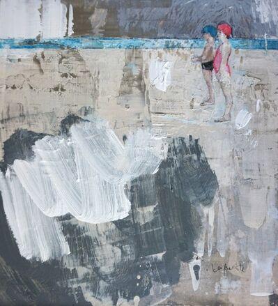 Marta Lafuente, 'Jean i nina', 2019