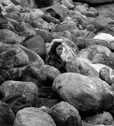 Sam Haskins, 'November Girl, Rock Head', 1966