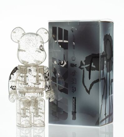 BE@RBRICK X UNKLE, 'Clear Version 400%', 2010