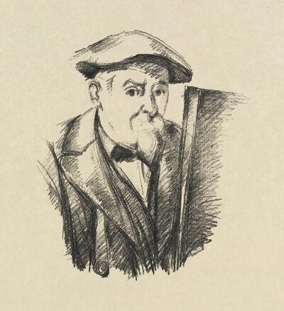 Paul Cézanne, 'Self-Portrait', 1899