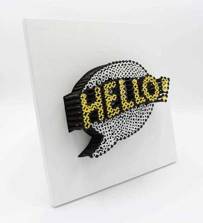 Alessandro Padovan, 'Hello', 2021